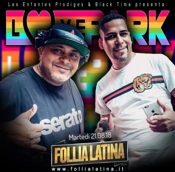 follia latina love park 21-08-18