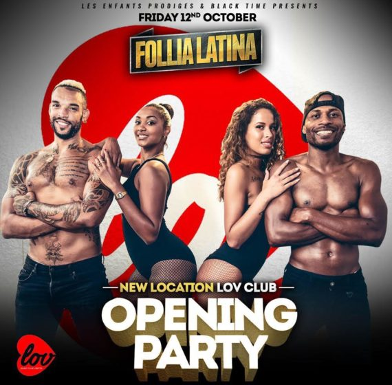 Follia Latina Lov Club Opening